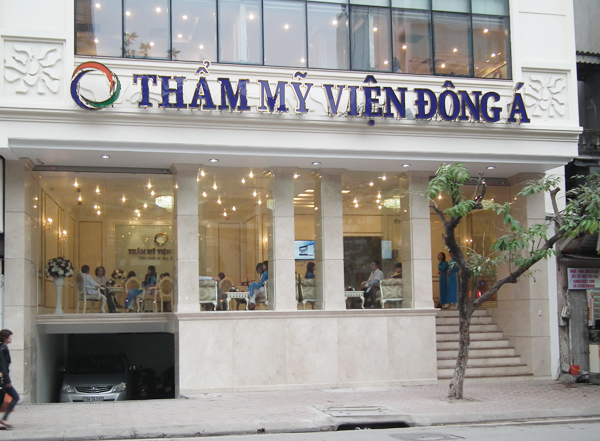Thẩm mỹ viện chuyên về mắt hàng đầu Việt Nam 2