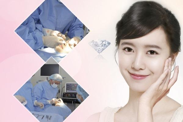 Quy trình thẩm mỹ mắt an toàn đạt chuẩn Hàn Quốc