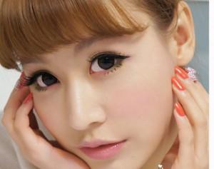 Giới trẻ phát cuồng với phương pháp bấm mí Hàn Quốc