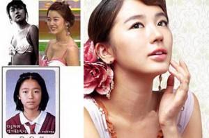 Nghi án bấm mí mắt của các sao Hàn Quốc