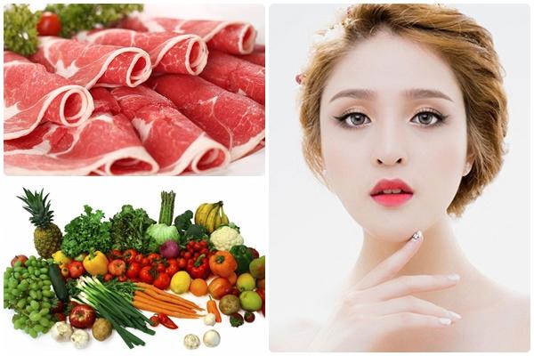 Thực phẩm nên và không nên ăn sau khi cắt mí