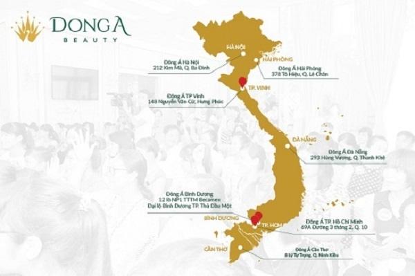 thẩm mỹ mắt tại Đông Á Cần Thơ