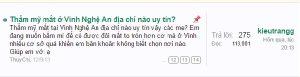 Chị em chia sẻ địa chỉ thẩm mỹ mắt tại Vinh Nghệ An – TỐT – tamsuEva