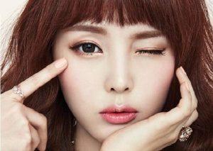 Bấm mí mắt Hàn Quốc cần kiêng những gì?