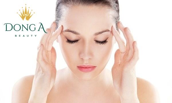 hướng dẫn massage mắt