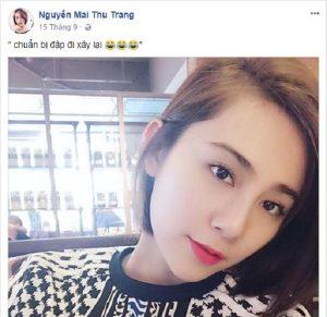 Kiều nữ bất động sản Nguyễn Mai Thu Trang: Xinh rồi vẫn PHẢI SỬA