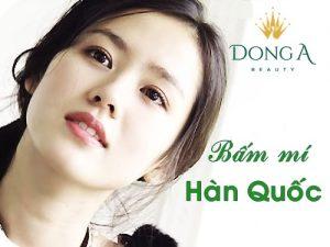 """Bấm mí Hàn Quốc – Bí quyết làm đẹp của """"sao"""""""