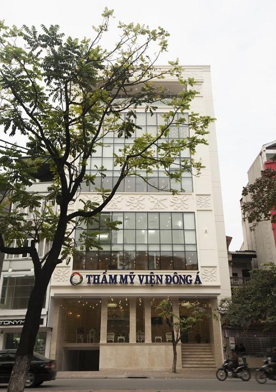 Lễ ký kết hợp tác giữa TMV Đông Á và bệnh viện thẩm mỹ Meridia Huron Hoa Kỳ
