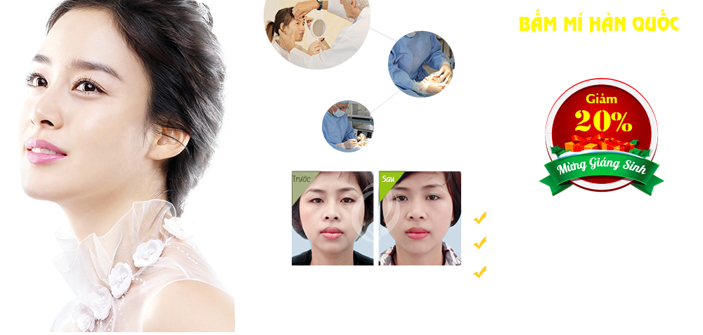 Hình ảnh bấm mí Hàn Quốc 1