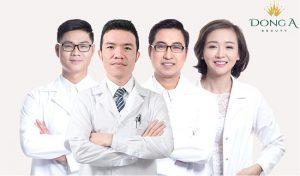 Chuyên gia giải đáp: Bác sĩ nào cắt mí tại TMV Đông Á và có tốt không?