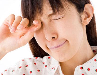 Lý giải hiện tượng nháy mắt liên tục 2