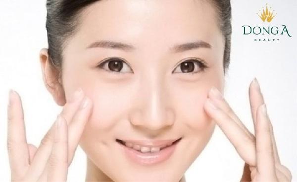 cách trị bọng mỡ mắt dưới