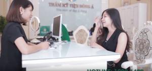 Tâm sự khách hàng Hoàng Yến sau khi cắt mí Dr Park